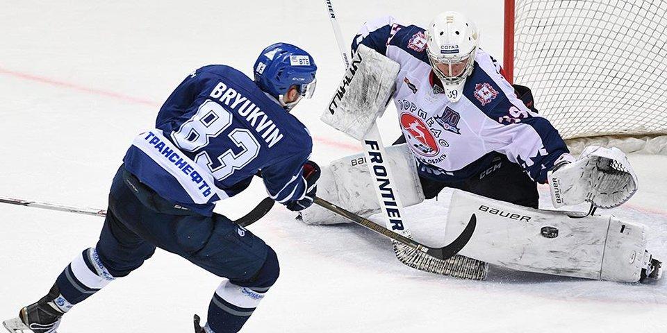 «Динамо» спасается на последних секундах и выигрывает в овертайме