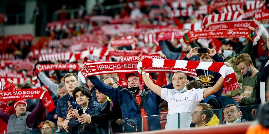 В «Спартаке» подтвердили, что матч с «Ростовом» может пройти без зрителей