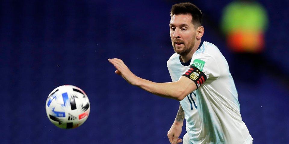 Форвард сборной Индии обошел Месси по голам на международном уровне