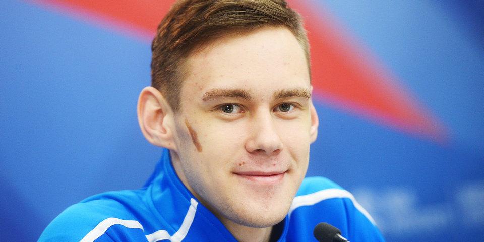 Данил Лысенко: «Не собираюсь переоценивать свою победу на чемпионате мира»