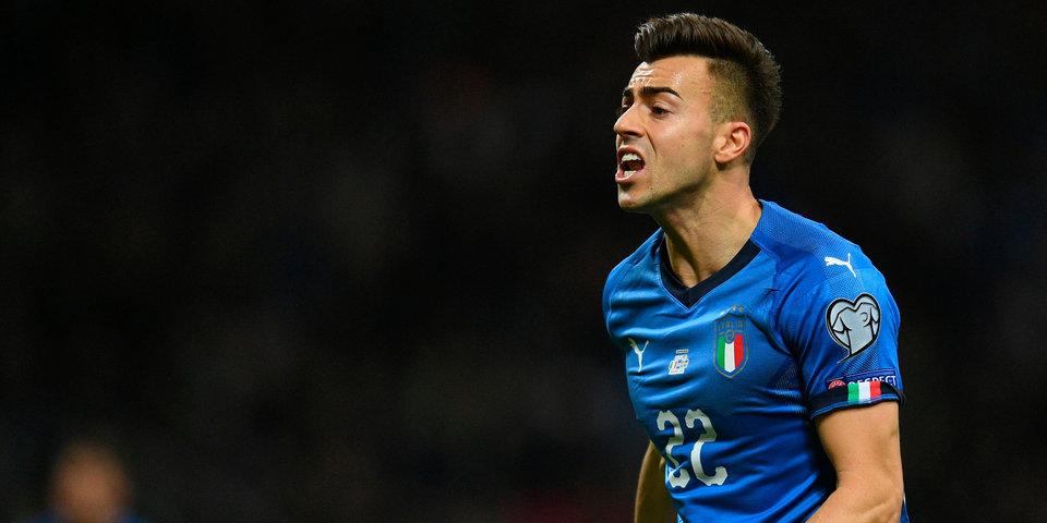 Эль-Шаарави покинул лагерь сборной Италии