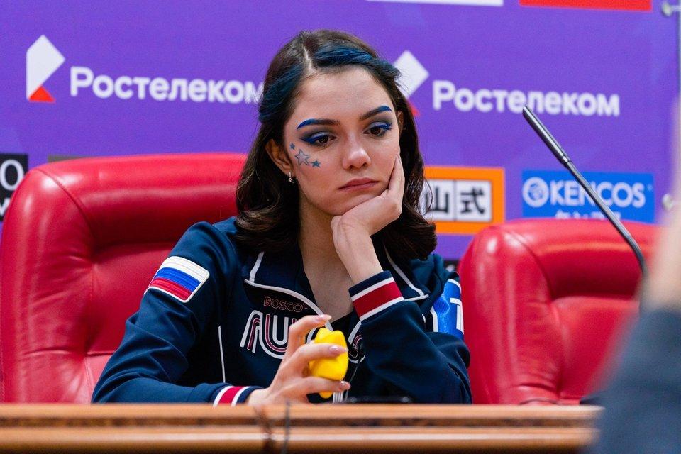 Евгения Медведева: «С Косторной турнир был бы максимально уравновешенным»