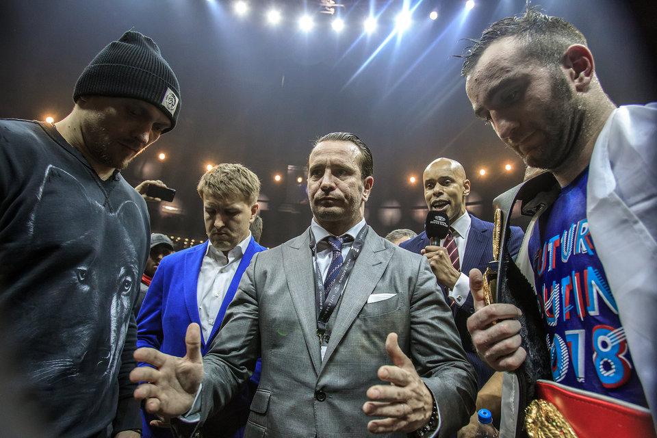 Менеджер Гассиева: «Мы уверены в победе над Усиком»