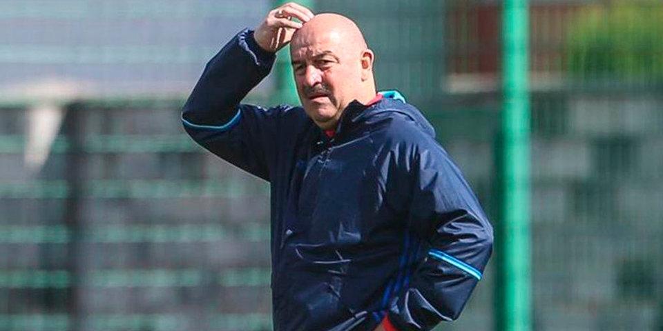 Станислав Черчесов: «С каждой игрой на Кубке конфедераций мы добавляли и взрослели»