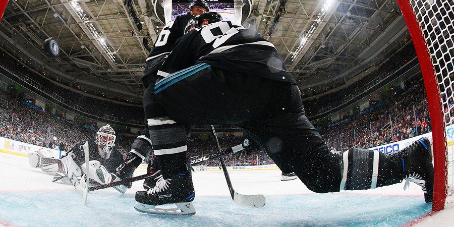 НХЛ прервала сезон из-за коронавируса