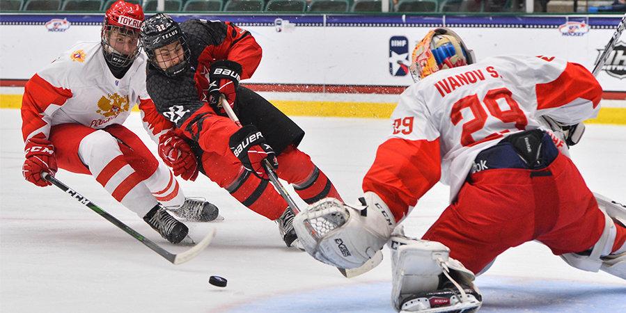 Россия проиграла канадцам в финале. Но важнее то, что Мичков и Ко будут звездами нашего хоккея на долгие годы