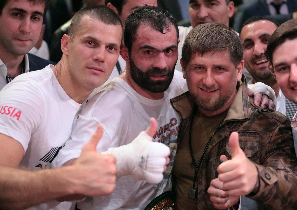 Александр Шлеменко: «Кадыров умеет неплохо бить руками и бороться. Он будет готов — это точно»