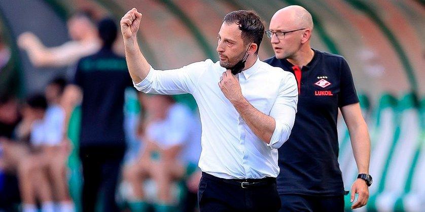 Источник: Тедеско — один из фаворитов на должность главного тренера «Наполи»