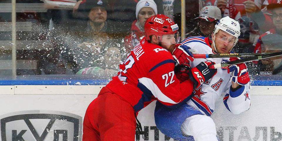 СКА обыграл «Локомотив» и вышел в финал Кубка Гагарина. Лучшие моменты
