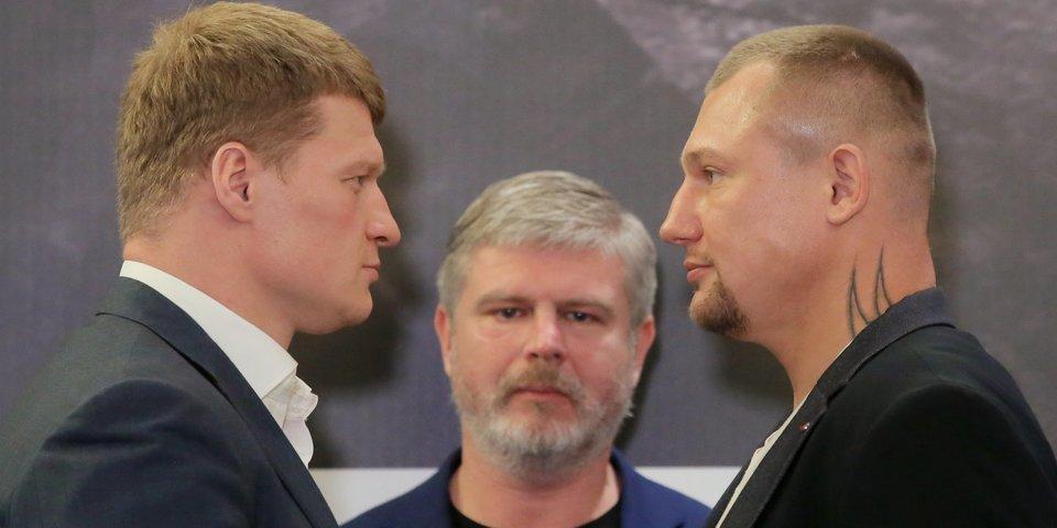 «Я получу самый большой гонорар в карьере». Соперник Александра Поветкина рассказывает о себе