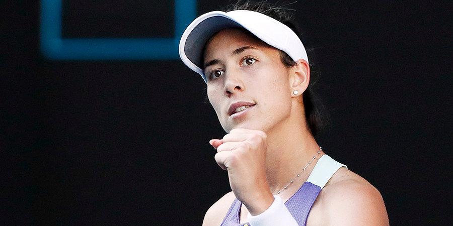 Азаренко уступила Мугурусе в четвертьфинале турнира в Риме