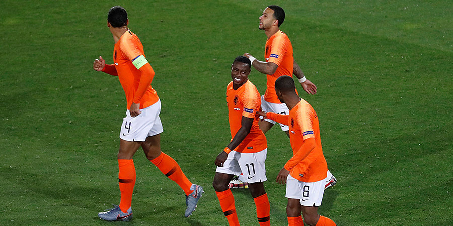 Роналд Куман: «Еще не наступил момент, чтобы эта группа голландских игроков взяла трофей»
