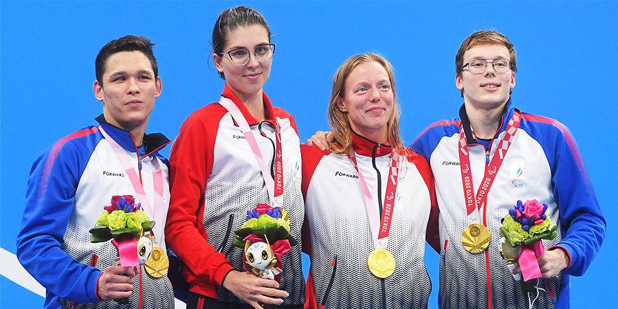 Российские спортсмены завоевали 6 золотых медалей! Итоги седьмого соревновательного дня Паралимпиады