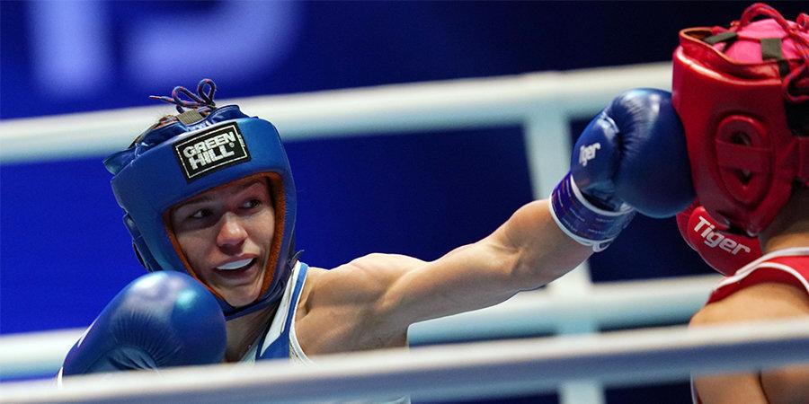 Воронцова и Аетбаева вышли в четвертьфинал ЧМ по боксу