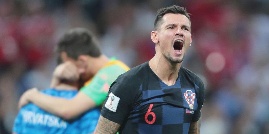 Ловрен и Влашич вошли в расширенный состав сборной Хорватии на чемпионат Европы