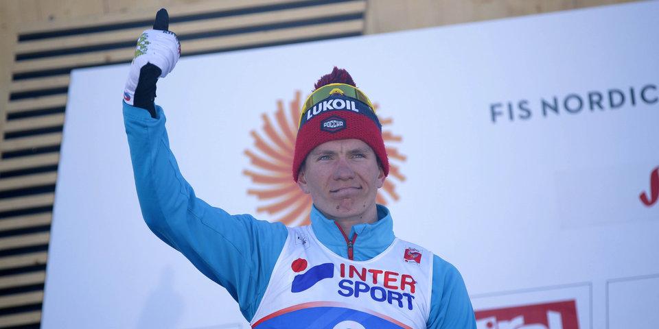 Александр Большунов: «Предлагал норвежцам выйти вперед, но они ни в какую»