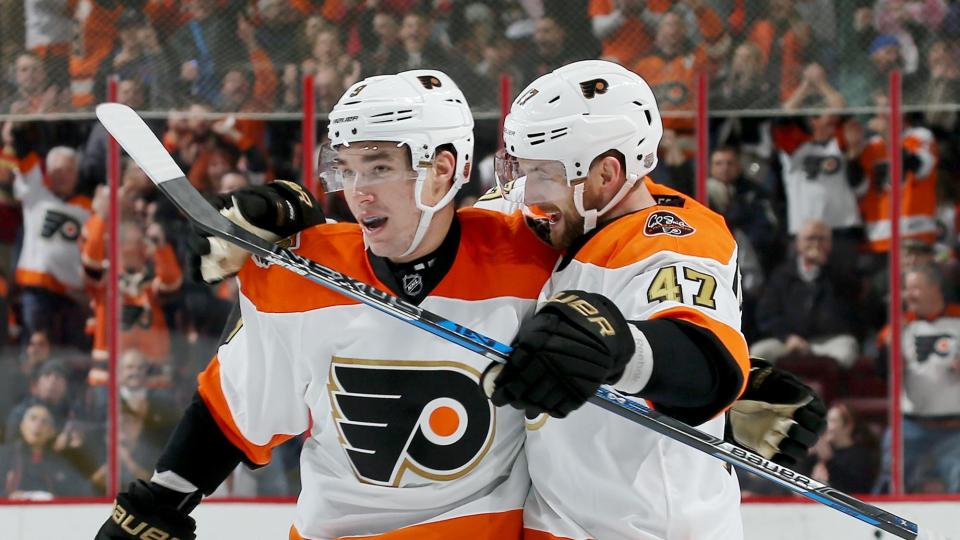 Проворов признан первой звездой дня в НХЛ