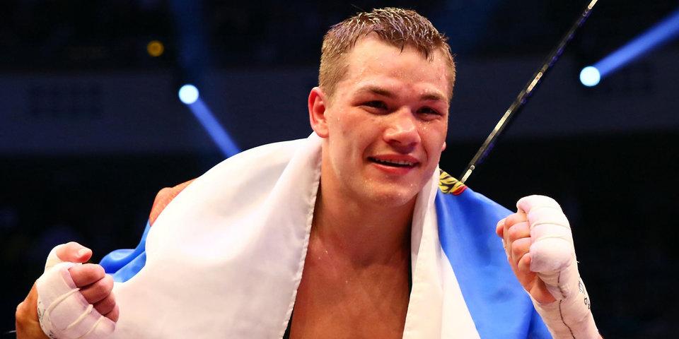 Федор Чудинов нокаутировал Садика и защитил пояс WBA Gold