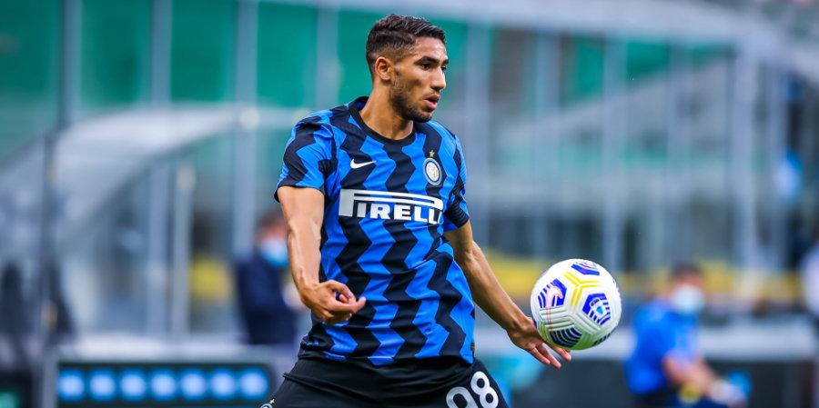 Защитник Хакими установил рекорд результативности в «Интере»