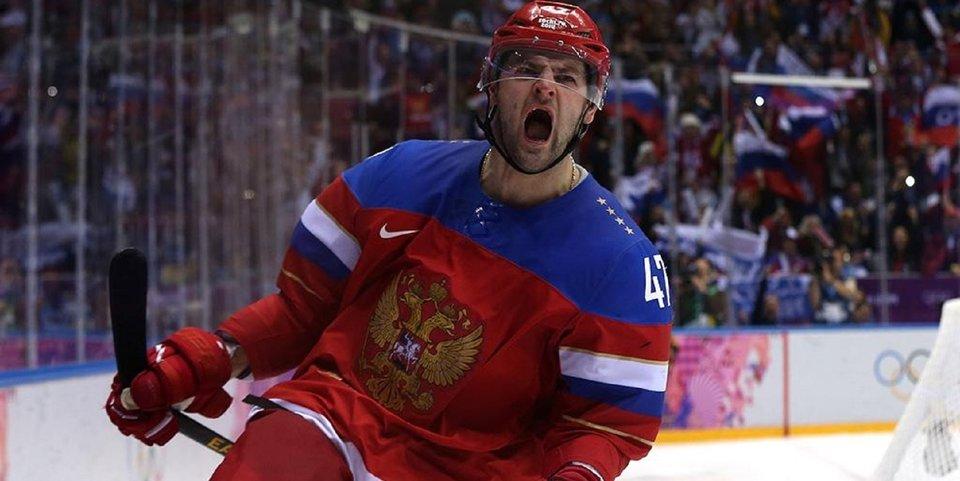 Александр Радулов: «Я никогда и не говорил, что не собираюсь возвращаться в сборную России»