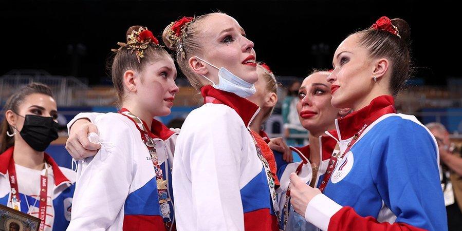 Белорусская ассоциация гимнастики объяснила оскорбление России