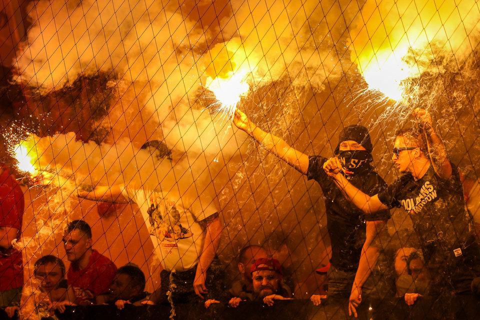 Экс-игрок «Зенита» купил абонемент на фанатскую трибуну «Спартака»
