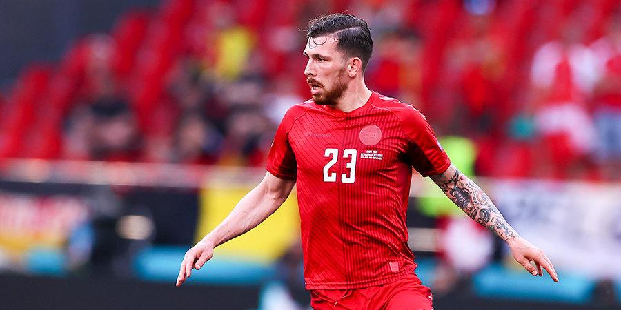 Состав сборной Дании на голову выше, чем у России. Там играют футболисты «Милана», «Тоттенхэма», «Челси», «Лейпцига», «Барселоны»