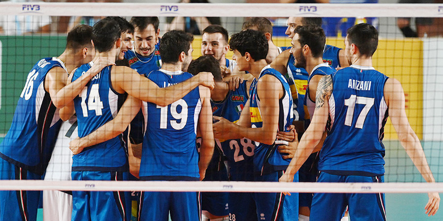 Италия и Словения вышли в полуфинал чемпионата Европы по волейболу