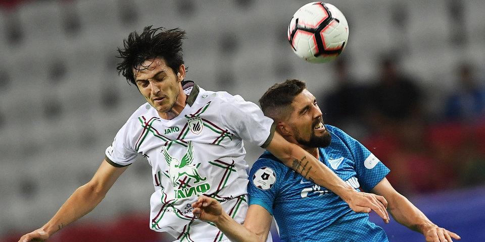 Азмун и Полоз — в атаке «Рубина» на матч с «Анжи»