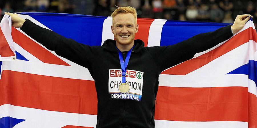 Олимпийский чемпион по прыжкам в длину перешел в бобслей