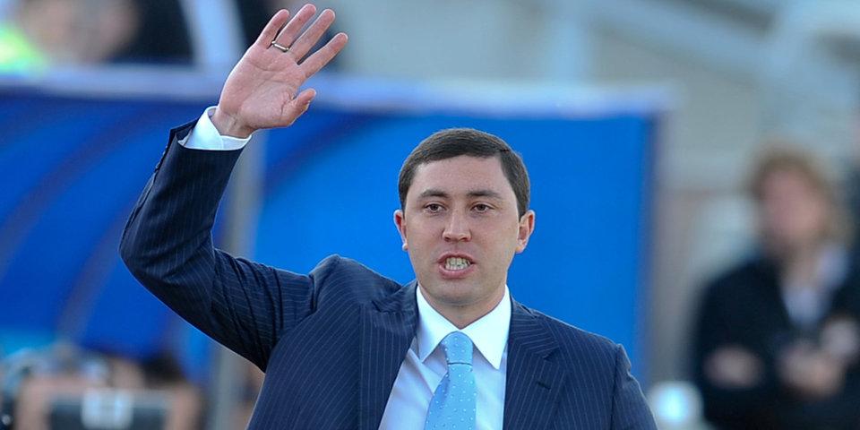 Газзаев возглавил бывшую «Кубань»