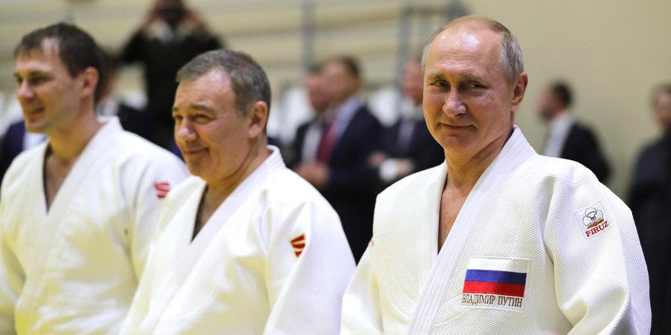 Дмитрий Песков — о травме Путина: «Ничего страшного. Спорт есть спорт»
