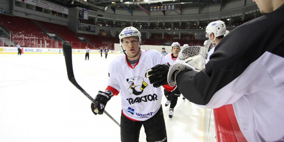 Денисов вернулся в минское «Динамо»