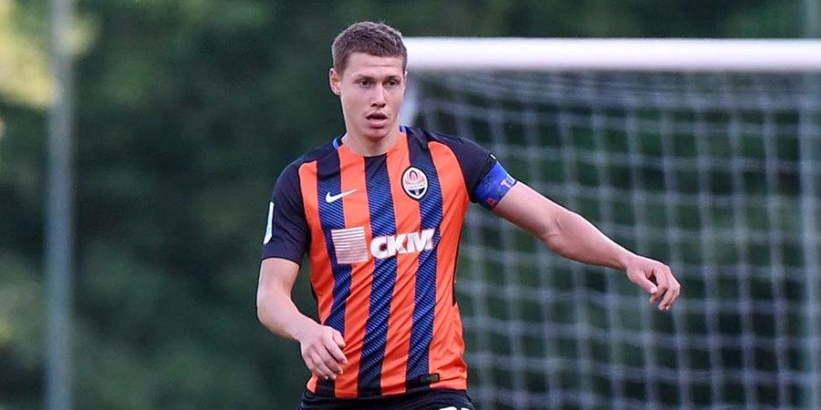Клубы АПЛ включились в борьбу за защитника «Шахтера» Матвиенко