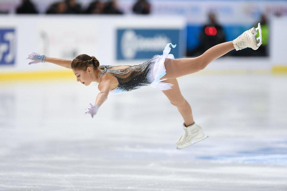 Плющенко сообщил, что Трусова и Косторная выступят на командном турнире в Москве