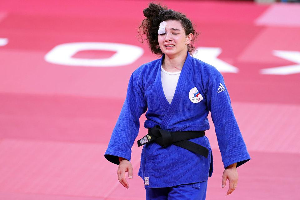 Мадина Таймазова: «Выходила на бой настроенная, понимала, что надо выиграть ради страны»