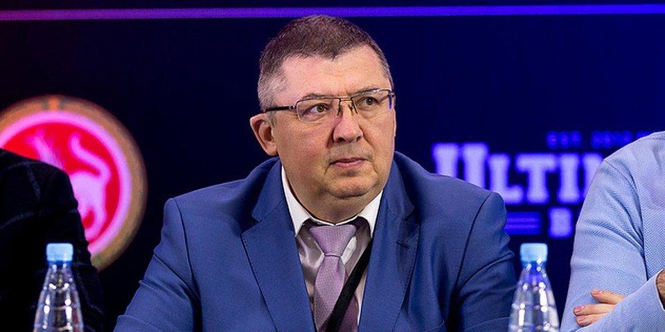 Зяки Юнисов: «Амирханян готов биться с любыми сильными соперниками»