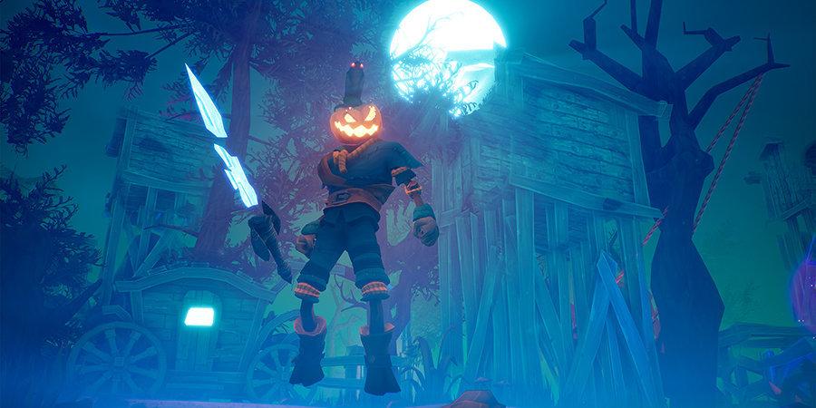 Стильное приключение в духе MediEvil. Какой получилась игра Pumpkin Jack про главный символ Хэллоуина