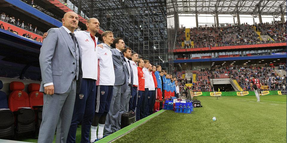 Тактика сборной России, которая сметет Новую Зеландию