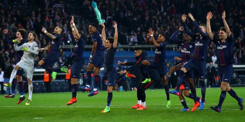 «ПСЖ» и «Ницца» – в 1/4 финала Кубка французской лиги