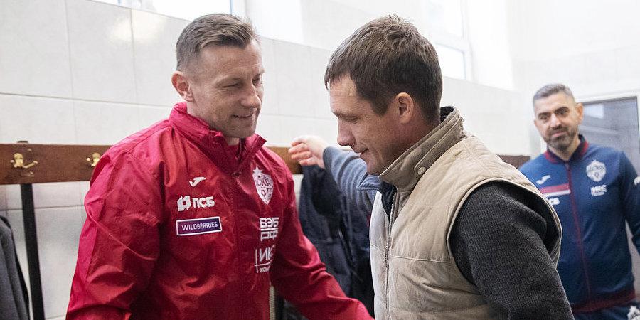 Чалов и Дзагоев — в старте ЦСКА на матч с «Краснодаром»