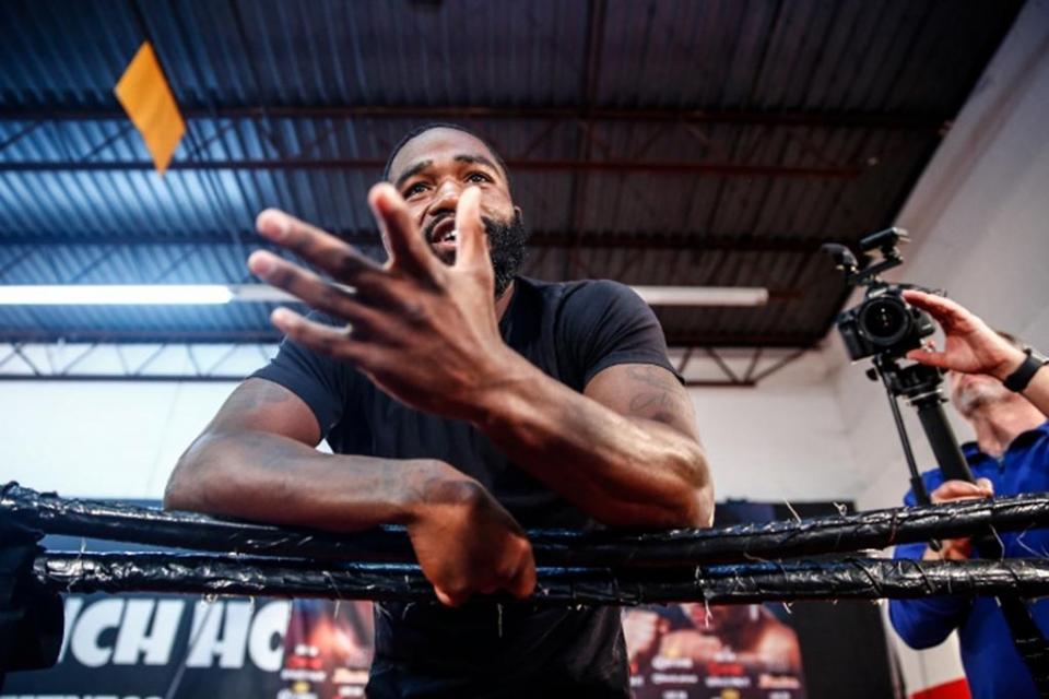 Американский экс-чемпион мира арестован за сексуальные домогательства