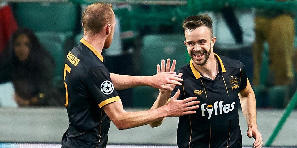 «Дандолк» и «Русенборг» сыграли вничью в квалификации Лиги чемпионов
