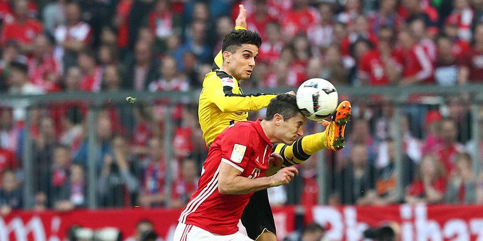 «Бавария» вылетела из второго Кубка за неделю: все голы