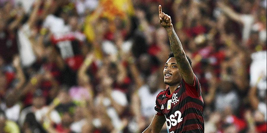 «Фламенго» выиграл чемпионат Бразилии второй раз подряд