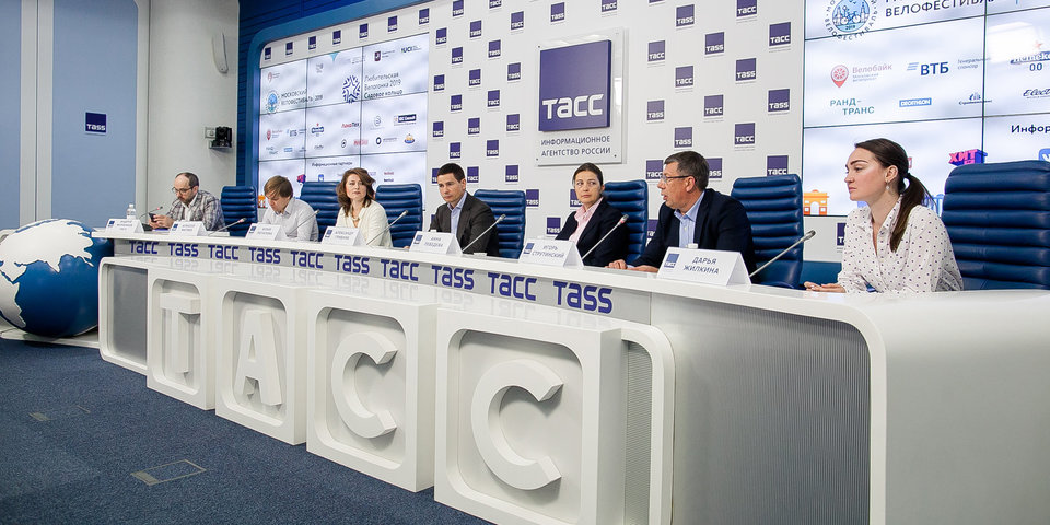 Московский велофестиваль: до старта главного велоcобытия весны - меньше месяца!