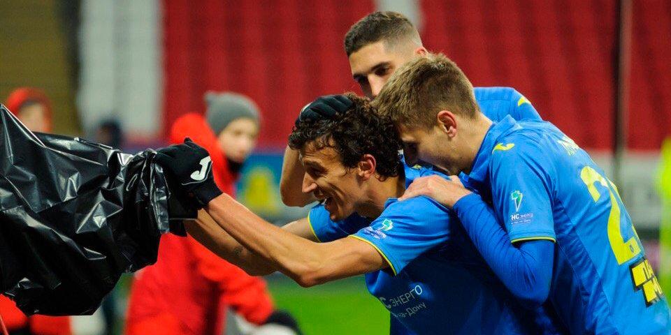 Карпин включил Еременко в число трех лучших игроков РПЛ