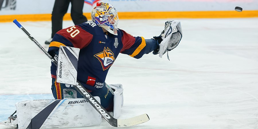 Загидулин вернулся в КХЛ и подписал контракт с магнитогорским «Металлургом»
