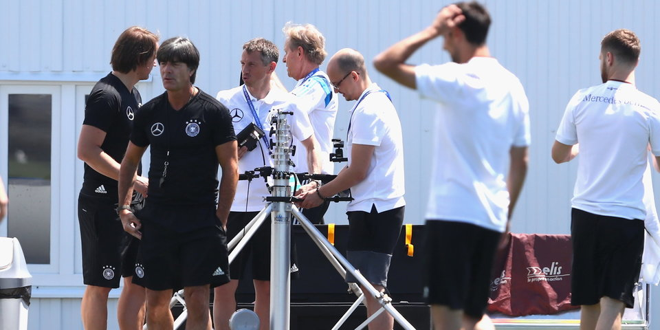 Приложение, которое помогает Германии остановить Роналду и Чичарито