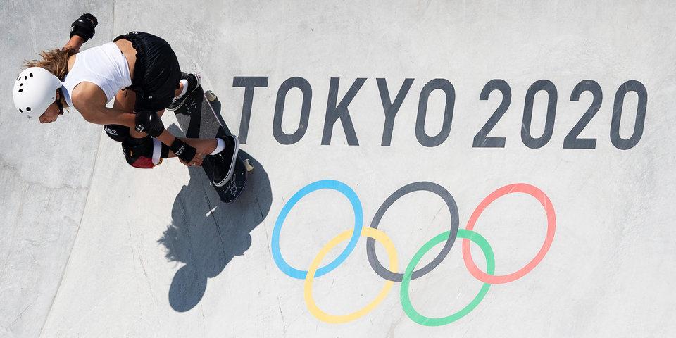 Японская скейтбордистка Йосодзуми завоевала золото Игр в Токио в дисциплине «парк»